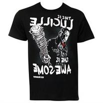 Walking Dead This Is Lucille Tee Shirt