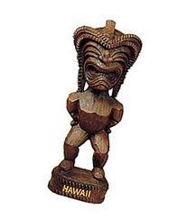 """Lucky Tiki 12"""" Figurine"""