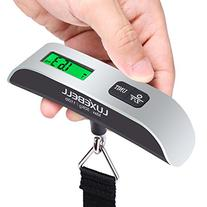 Luxebell Luggage Scale 110lbs with Temperature Sensor and