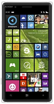 Nokia Lumia 830 Unlocked GSM 4G LTE Windows Smartphone w/