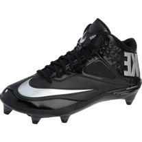 Nike Men's Lunar Code Pro 3/4 D Black/Anthracite/Metallic
