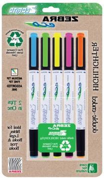 Zebra Pen Lunar Retractable Ballpoint Pens