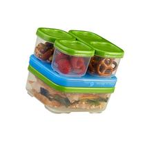 Rubbermaid LunchBox Sandwich Kit, Food Storage Container,