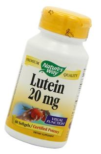 Lutein 20mg Nutricology 60 Softgel