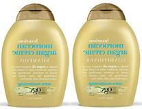 OGX Luxurious Moroccan Argan Crème, Duo Set, Shampoo &