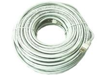 LaView LVA-NC125W LaView 125-Feet Premade Cat5 Network Cable