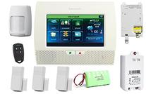 Honeywell Lynx Touch L7000 GSM Security Alarm Package with