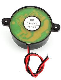 uxcell LZQ-3022 100DB Discontinuous Beep Alarm Electronic