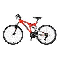 Polaris Ranger Full Suspension Mountain Bike, 26 inch Wheels
