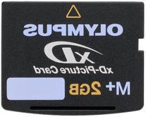 Olympus M+  2 GB xD-PictureCard Flash Memory Card 2-Pack