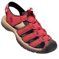 AT-M103-RD_260  Atika Men's sport sandals tesla Cairo trail
