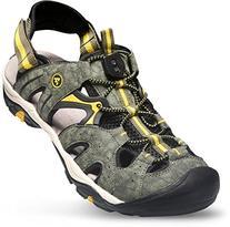 AT-M104-MU_260  Atika Men's sport sandals tesla Rocky trail