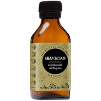 Macadamia 100% Pure Carrier/ Base Oil- 3.4 oz  by Edens
