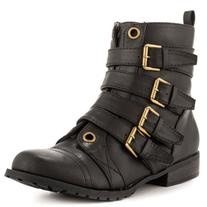 Michael Antonio Women's Mackenna Ankle Bootie,Black,6 M US