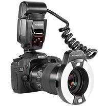 Neewer Macro TTL Ring Flash Light with LED AF assist lamp