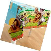 Madagascar: Escape 2 Africa Plastic Tablecover