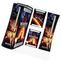 MADCATZ, INC. Mass Effect Faceplate & Console Skinz for Xbox