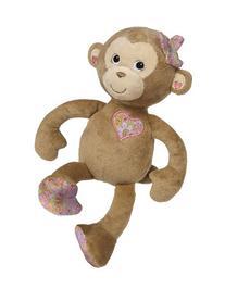 Mary Meyer Maddie Plush Toy, Monkey