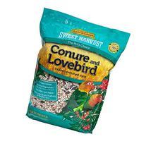 Kaylor made- Sweet Harvest Enriched Conure Lovebird Bird
