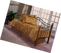 Hillsdale Madison Daybed with Suspension Deck in Black