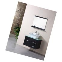 "Design Element Madrid 30"" Single Sink Bathroom Vanity"