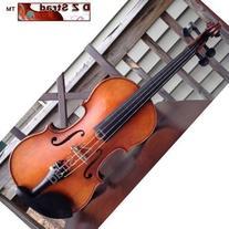 Maestro Old spruce Stradi Violin Full Size D Z Strad #509