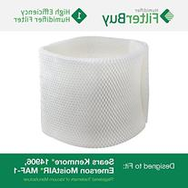 MAF-1 Emerson Moistair Humidifier Wick Filter. Fits