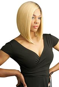 New Born Free Magic Lace Curved Part Synthetic Wig - Magic
