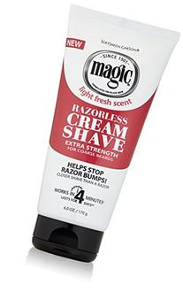 SoftSheen-Carson Magic Razorless Cream Shave - Extra