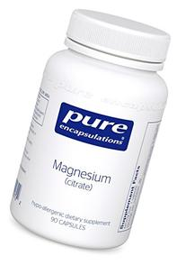 Pure Encapsulations - Magnesium  - Hypoallergenic Supplement