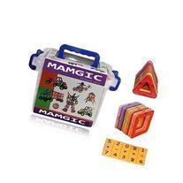 Emaks® Magnetic Building Blocks 52 pieces for Preschool