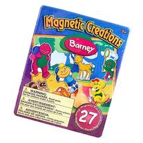 Barney Magnetic Creations
