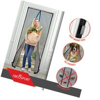 Magnetic Screen Door - Keeps The Fresh Air In and The Bugs