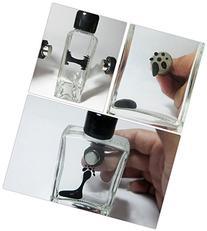 Magnetic Liquid Display Ferrofluid in a Bottle - Amazing