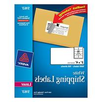 Avery Mailing Labels with TrueBlock Technology for Laser