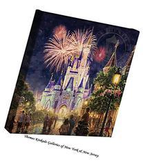 Thomas Kinkade Main Street U.S.A.,® Walt Disney World®