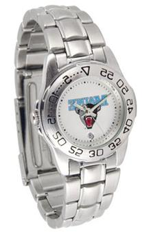 Maine Black Bears Gameday Sport Ladies' Watch with a Metal