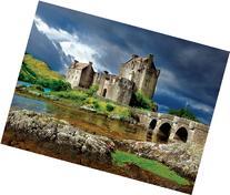 Buffalo Games Majestic Castles: Eilean Donan - 750 Piece