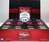 Official Major League Leather Game Baseballs from Rawlings
