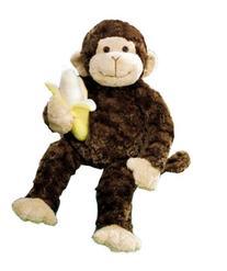 GUND Mambo Monkey Stuffed Animal Plush, Brown, 14