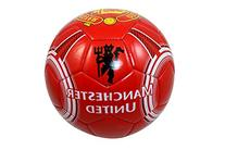 Manchester United Official Size Soccer Ball-Home-#5