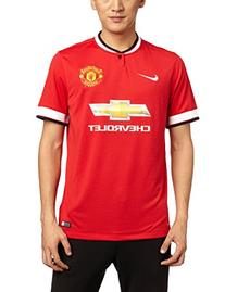 Nike Manchester United Home Soccer Jersey  X-Large