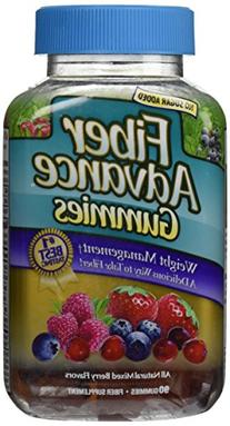FiberAdvance Weight Mangement Gummies, 90 Count