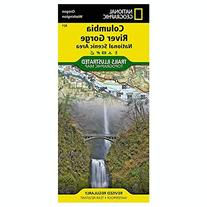 National Geographic Maps TI00000821 Columbia River Gorge,
