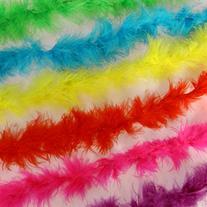 Dazzling Toys Mini Maraboou Feather Boas Halloween Costume