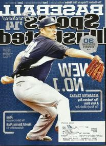 Sports Illustrated March 31 2014 {Double Baseball Issue 30