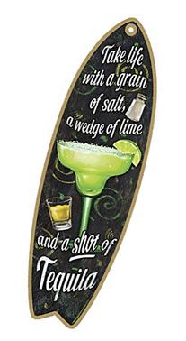 Margarita - Take life with a grain of salt, a wedge of lime