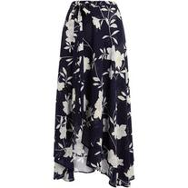 Monsoon Maria Floral Print Wrap Skirt