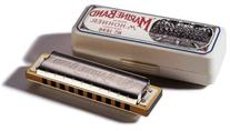 Hohner Marine Band Harmonica Key of Bb