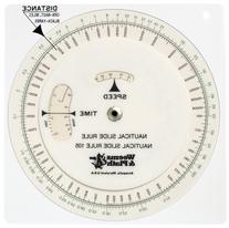 Weems & Plath Marine Navigation Nautical Slide Rule